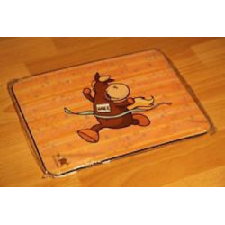 Mousepad Farm Friends Pferd