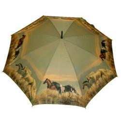 Schirm Wildpferd 96 cm