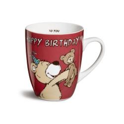 Nici Tasse Happy Birthday