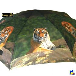 Schirm Tiger 96 cm