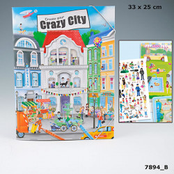 Create your Crazy City