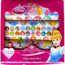 Disney Princess Stickerbox