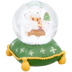Nici Schneekugel mit Eisbär