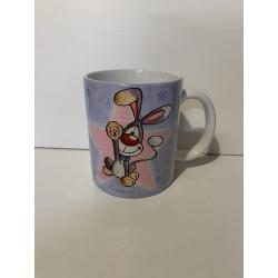 Bibombl Tasse Mit dir ist...